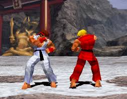 Ken and Ryu from street fighter EX released! Images10