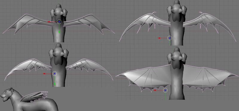 item - Some 3D models of the item.. Bodypa10