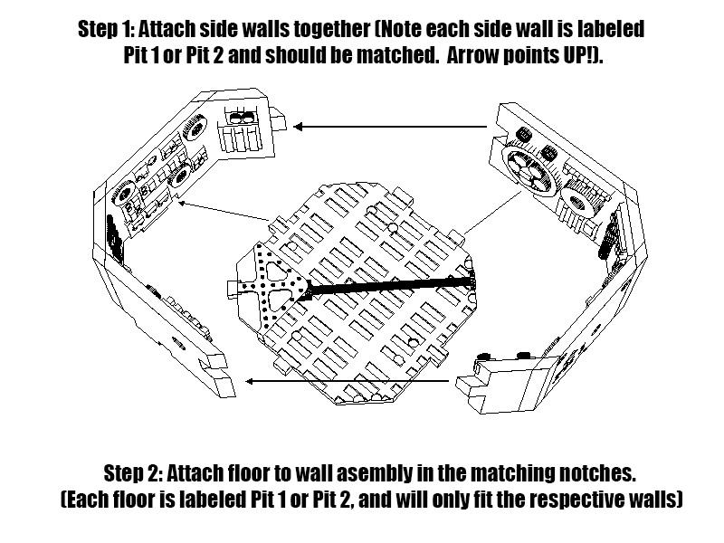 LrdSatyr's DeAgostini Millenium Falcon Diorama Build - Page 8 Platfo10