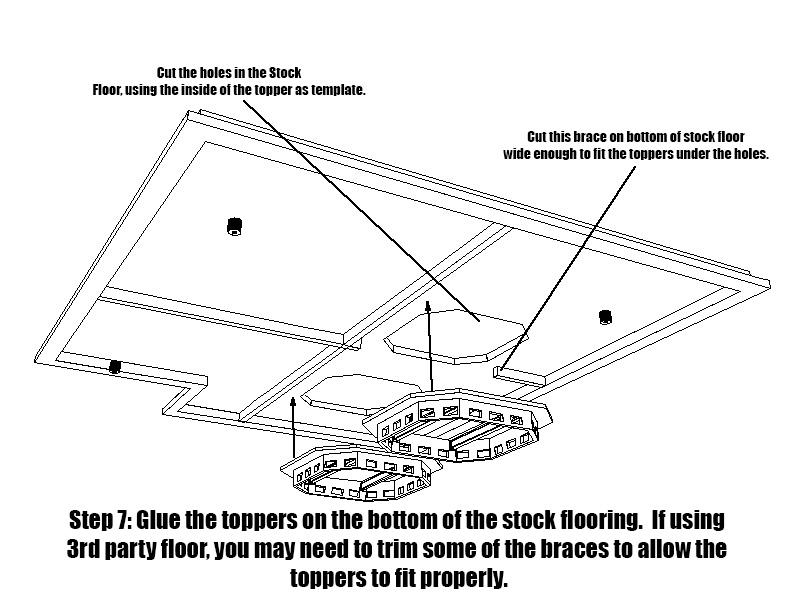 LrdSatyr's DeAgostini Millenium Falcon Diorama Build - Page 8 Platfo16