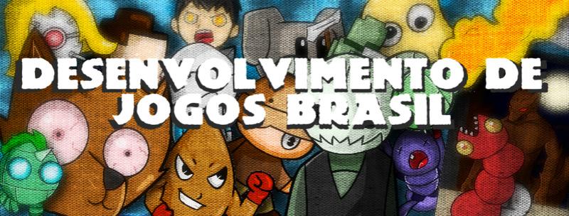 Desenvolvimento de Jogos Brasil