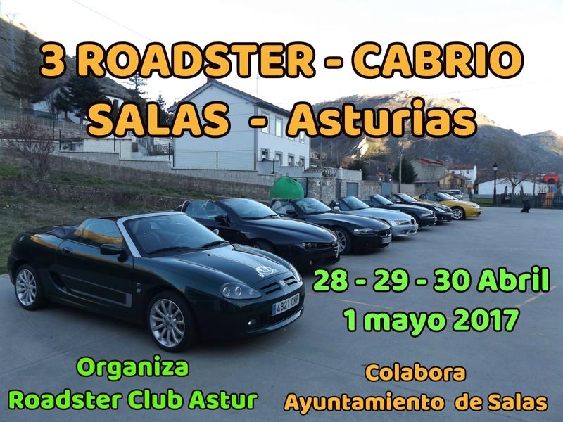 3 ROADSTER CHALLENGE-ASTUR 2017 Roadst11