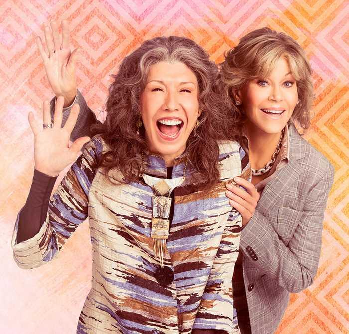 Grace et Frankie - Encore ! Netflix annonce la saison 4 00089310