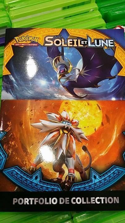 Micromania vous offre un album collector Pokémon et une capsule pour Soleil et Lune Portfo10