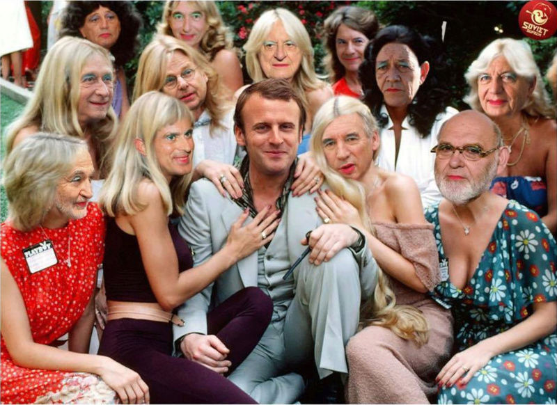 humour - Page 3 Macron16