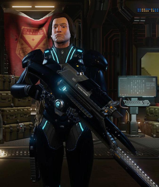 XCOM: Division Praetor Campbe10
