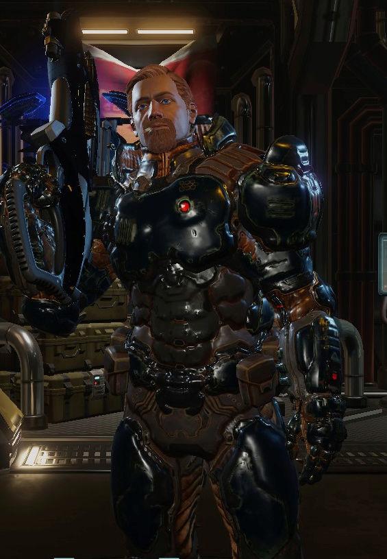 XCOM: Division Praetor Carrin10