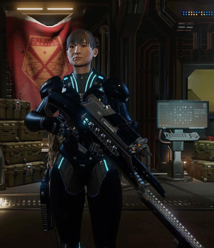 XCOM: Division Praetor Kiyowa10