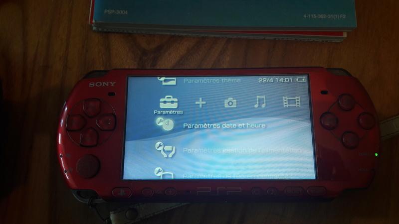 [Estim]  N3DS MHG, PSP 3004 pack Buzz  20170413