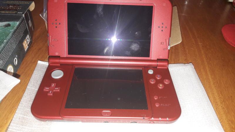 [Estim]  N3DS MHG, PSP 3004 pack Buzz  20170420