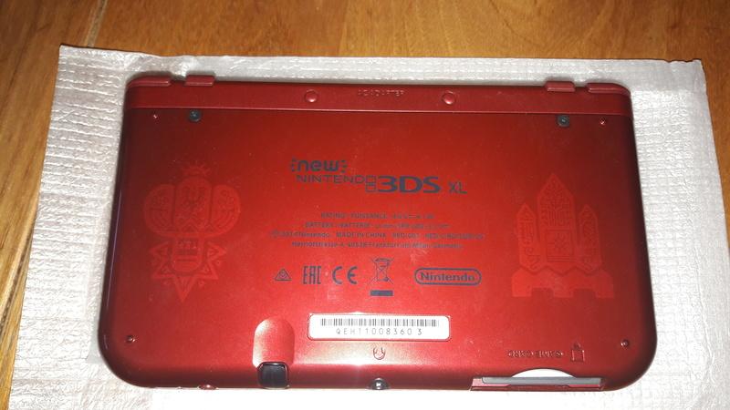 [Estim]  N3DS MHG, PSP 3004 pack Buzz  20170422