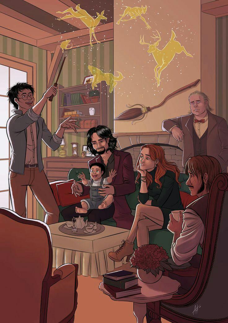Jeu des dessins HP! ^^ - Page 6 Fbbea410