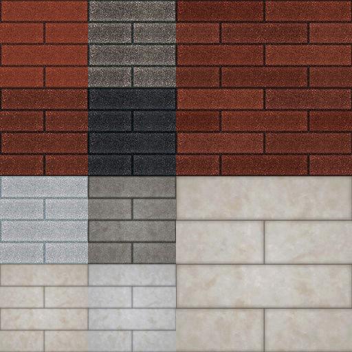 Bibliothèque des ressources VX Ace Tilesets Brick_10
