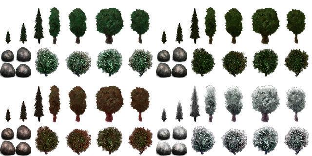Bibliothèque des ressources VX Ace Tilesets - Page 2 Forest10