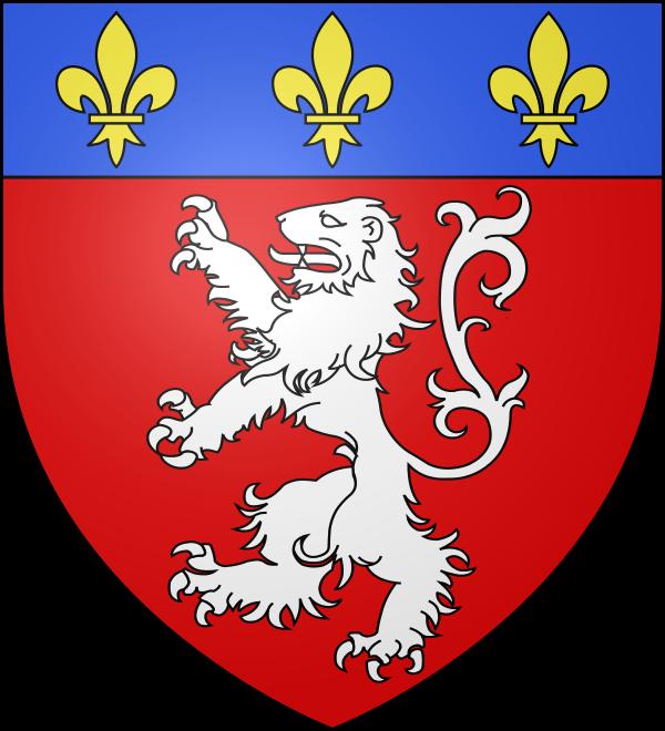 Archevêché de Lyon - denier anonyme Blason10