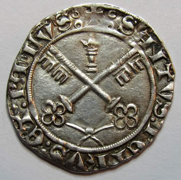 Comtat-Venaissin - Martin V - Carlin ou gros à la tour Fb_img18