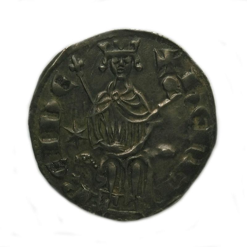Gros d'argent Henri II de Chypre Imag0314