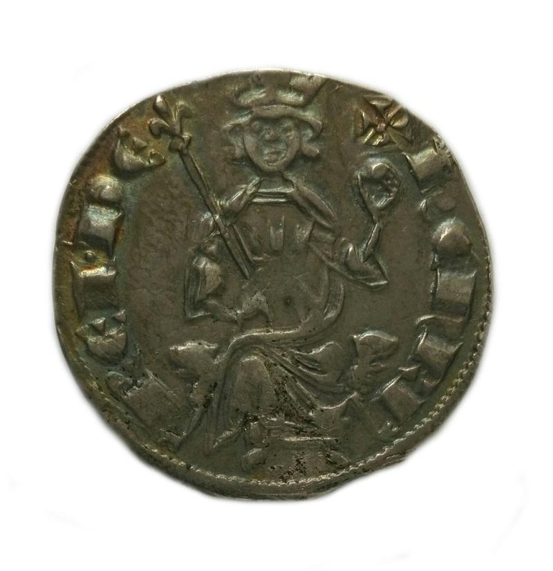 Gros d'argent Henri II de Chypre Imag0317