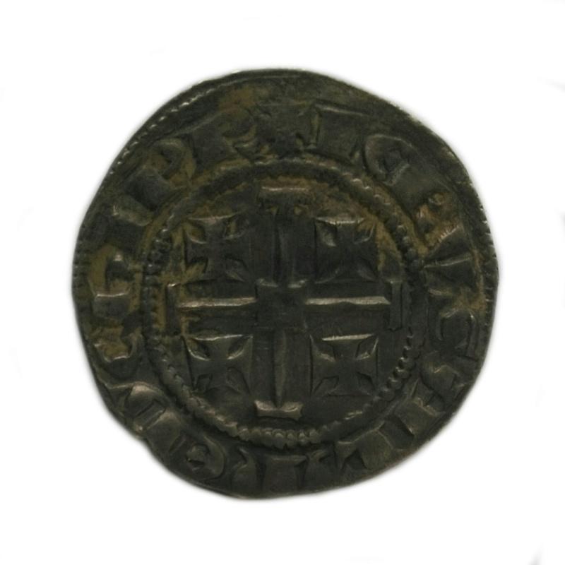 Gros d'argent Henri II de Chypre Imag0318