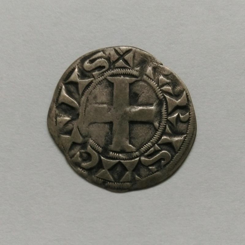Denier parisis 4ème type Louis VII le Jeune. Imag1411