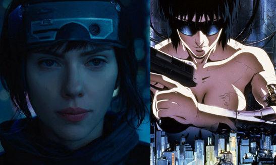 Les AKtualités du monde de l'Animation et du Manga Ghosti10