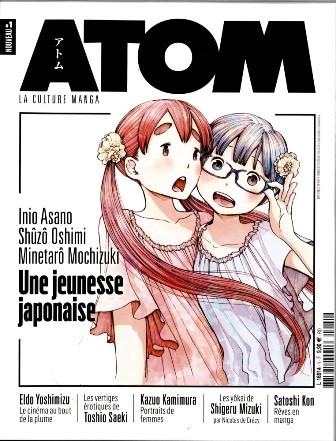 Les AKtualités du monde de l'Animation et du Manga Magazi10