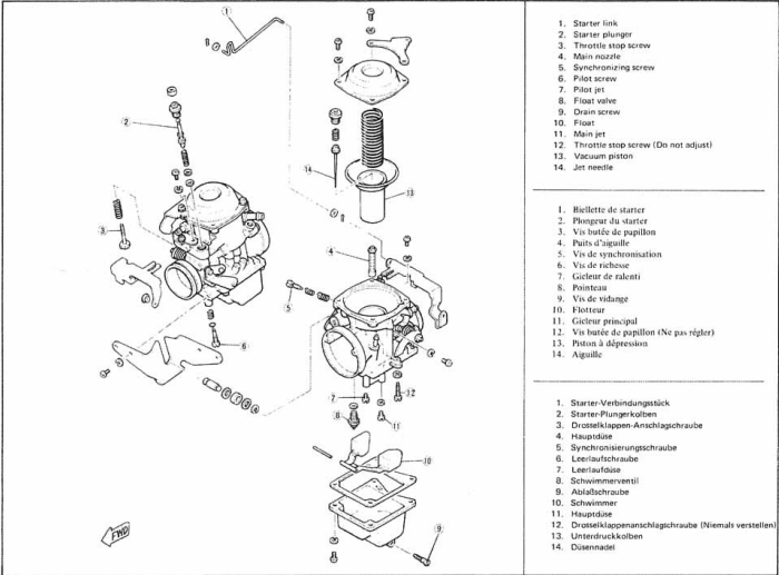 XV 750 SE >> XV 1100 Virago Cafe racer - Page 6 Captur10