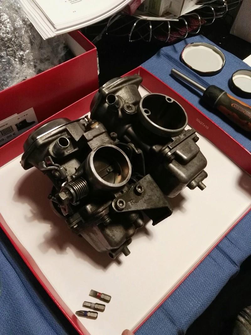 XV 750 SE >> XV 1100 Virago Cafe racer - Page 6 Img_2069