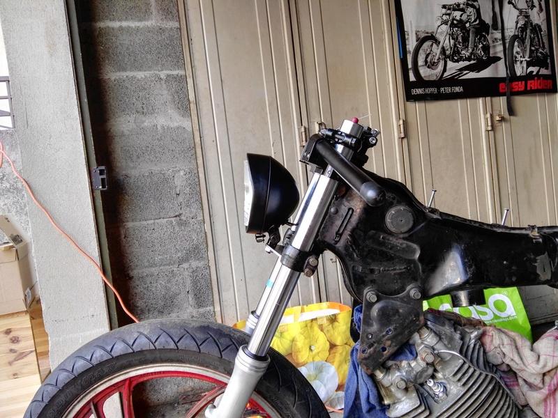 XV 750 SE >> XV 1100 Virago Cafe racer - Page 6 Img_2081
