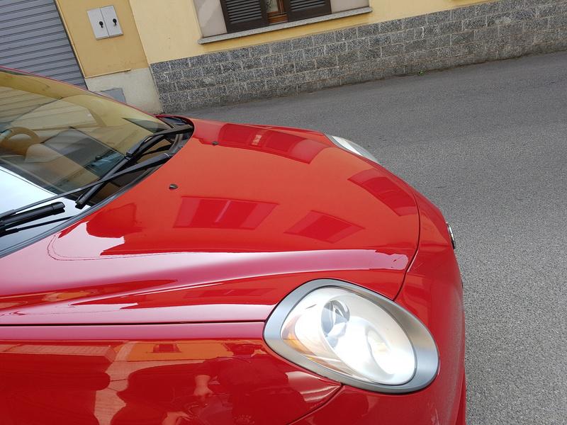 Alfa Romeo MiTo, lavaggio lucidatura e protezione  20170410