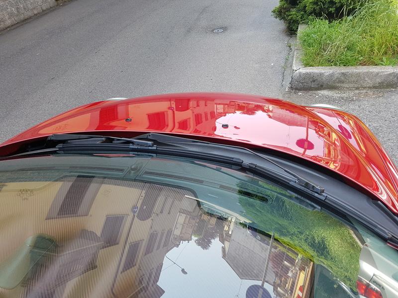 Alfa Romeo MiTo, lavaggio lucidatura e protezione  20170413