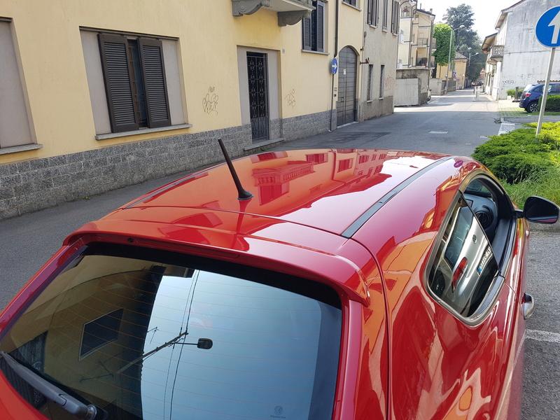 Alfa Romeo MiTo, lavaggio lucidatura e protezione  20170427