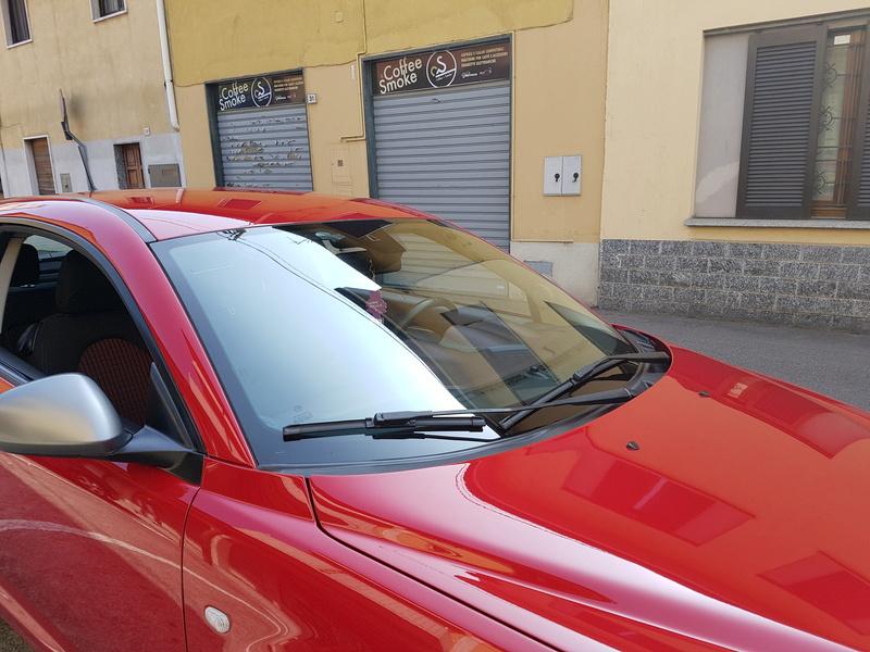 Alfa Romeo MiTo, lavaggio lucidatura e protezione  20170430
