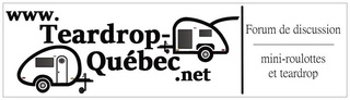 teardrop tip top europ, camp, camping en mini caravanes, roulottes, auvents, France bivouac et touri Previe10