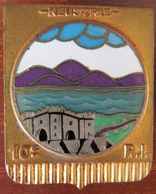 Les insignes d'Infanterie en 1939-1940 10rif-10