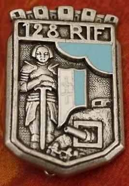 Les insignes d'Infanterie en 1939-1940 128rif10