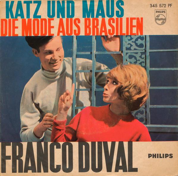 Franco Duval - сольная деятельность до и после распада дуэта с Марией Дюваль (синглы, участие в мюзиклах и т.д.) Franco10