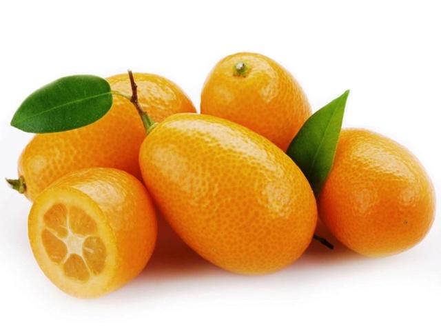 Фрукты и овощи - экзотические и простые Kumkva11