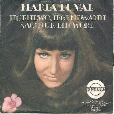 Maria & Franco Duval - Schlagerduo 50-60s Maria_10
