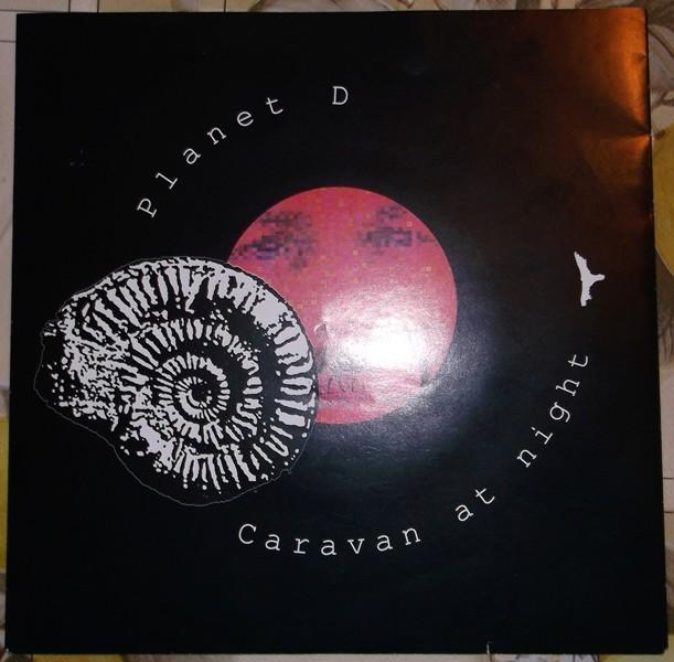 """ЭКСКЛЮЗИВ! Planet D - Caravan At Night (7'' & 12"""" Vinyl singles) Специально для портала FD Art! Nixy10"""