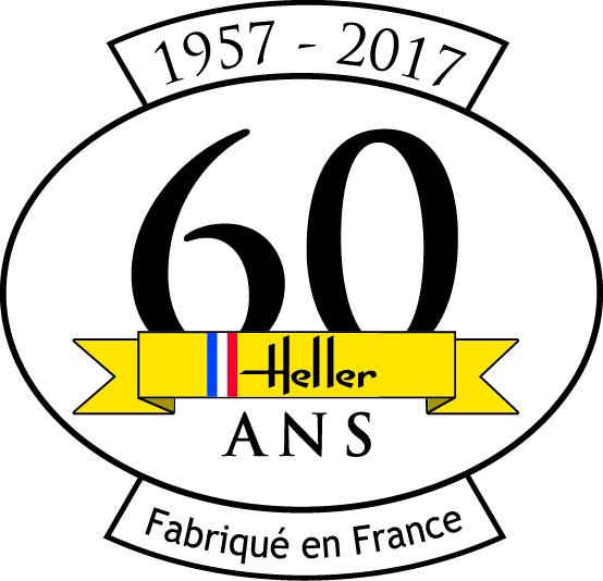 [HELLER] La légende HELLER ( coffret des 60 ans ) -1/100e  ref 52324 Autoco11