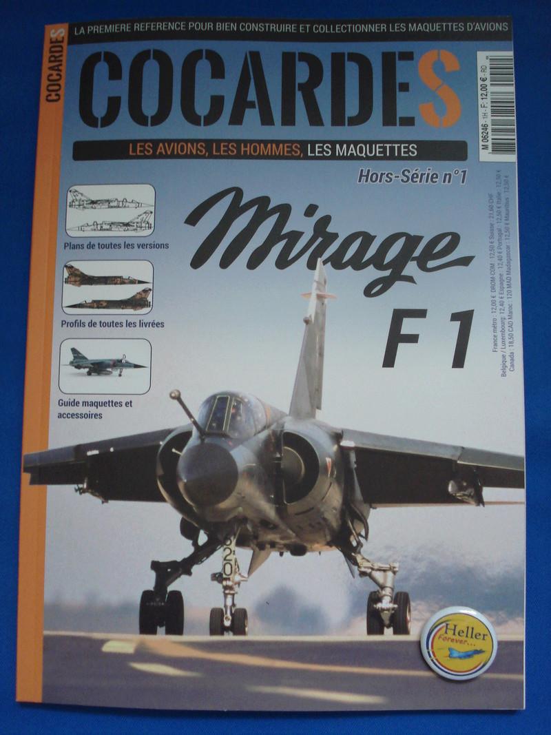 HORS SERIE N°1 : Mirage F1 de chez COCARDES Dsc06466