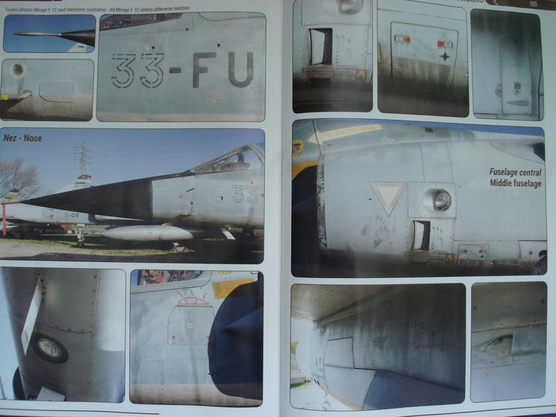 [COCARDES] HORS SERIE N°1 : Mirage F1  Dsc06471