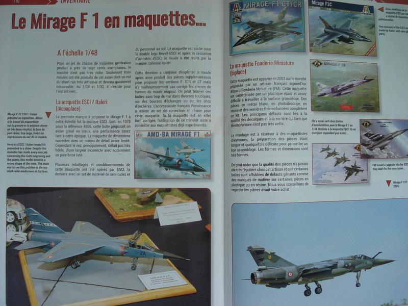[COCARDES] HORS SERIE N°1 : Mirage F1  Dsc06472
