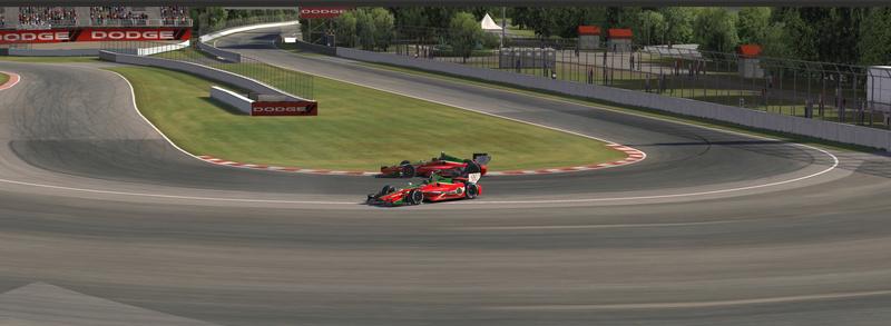 20170607 21:30 DW12 Gilles Villeneuve --- OWMGT ( Cuarta Carrera ) Curva10