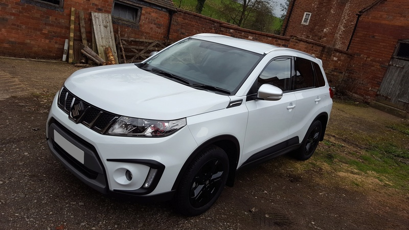 Vitara S 2017 Cool White Pearl Metallic 20170320