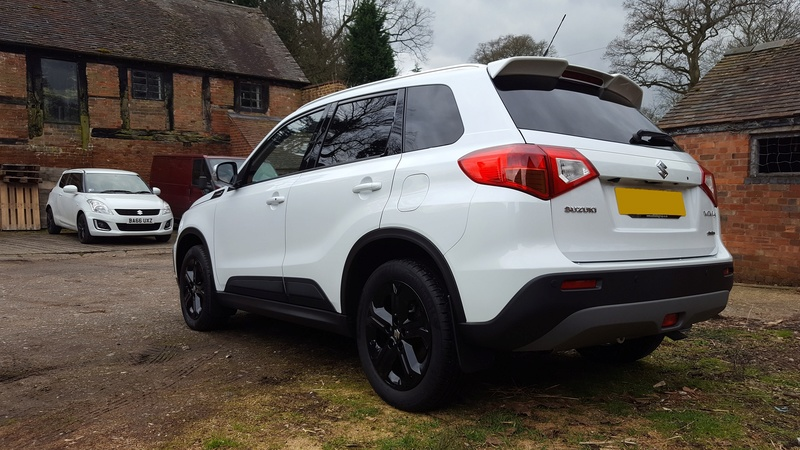 Vitara S 2017 Cool White Pearl Metallic 20170327
