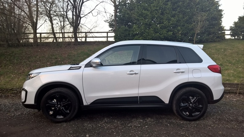 Vitara S 2017 Cool White Pearl Metallic Wp_20110