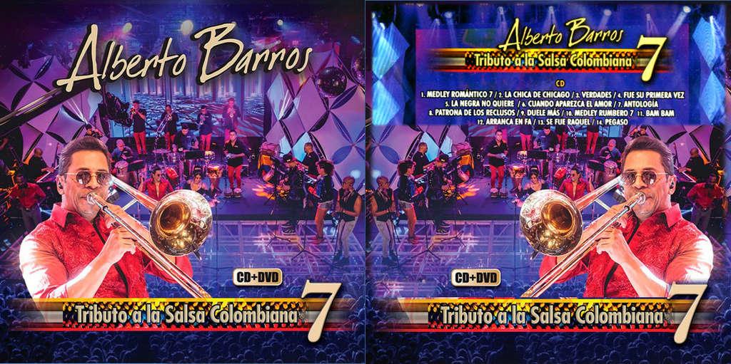 Alberto Barros - Tributo s la Salsa Colombiana 7 (Usercloud) Albert11