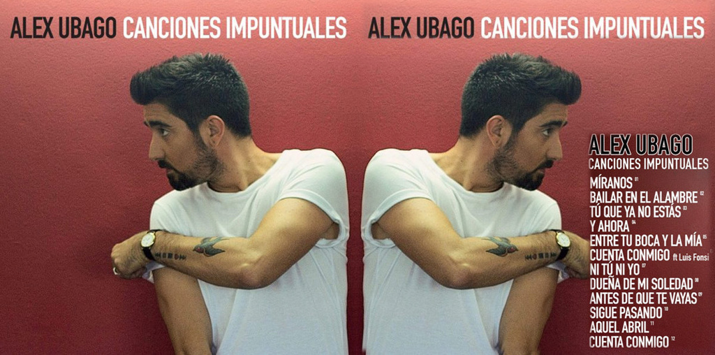 Alex Ubago - Canciones Impuntuales (2017) Usercloud Alex_u10